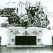 A Vitézi Székház nagytermének falfestménye