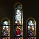 A Rózsafüzér királynéja templom üvegablakai 2.