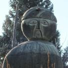 Török basa-szobor