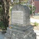 Tersztyánszky Ödön emlékműve