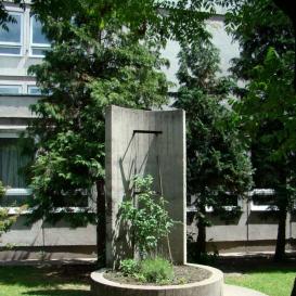 Ligeti Károly domborműves emléktábla