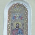 A Keresztelő Szent János ortodox katedrális mozaikjai