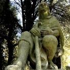 Baumgarten Ferenc síremléke