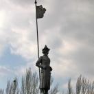 Géza fejedelem szobra