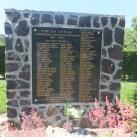 Lakosságcsere áldozatainak tiszteletére