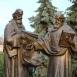 Cirill és Metód szobra