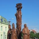 Magyar lélek-szoborcsoport