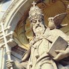 Szent István-bazilika szobrai: Szent Gergely (egyházatya)