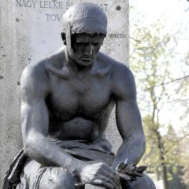 Kozma Sándor síremléke