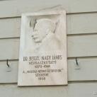 Berze Nagy János-emléktábla