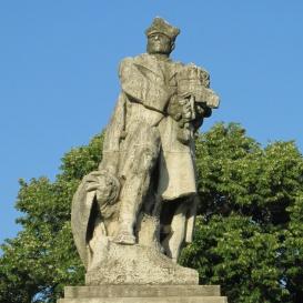 Lengyel légionisták emlékműve