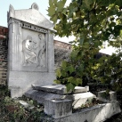Mechwart András síremléke