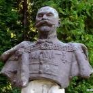 Gróf Laszberg Rudolf síremléke