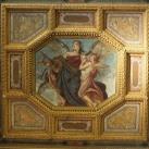 A díszterem mennyezeti festményei