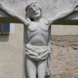 A megfeszített Jézus