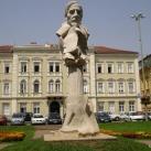 Klebelsberg Kunó-szobor