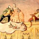 Gróf Esterházy István szobájának falképei