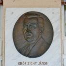 Zichy János-dombormű