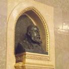 Országház - díszlépcsőház: Steindl Imre