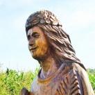 Szent Filoména szobra