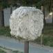 Szőlő-szobor