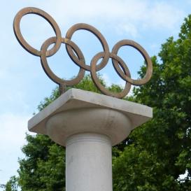 Az olimpia emlékei