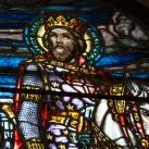 A Jáki kápolna Róth-féle üvegablakai