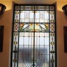 Az Andrássy lépcsőház üvegablakai