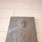 Okályi Iván dr. emléktáblája