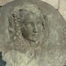 Szegedy Róza síremléke