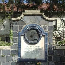 Dr. Deák Jenő-emlékmű