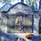 Világháborús hősök emlékműve