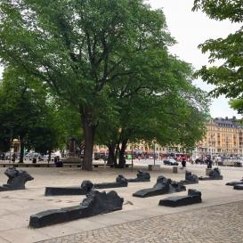 Raoul Wallenberg-emlékmű