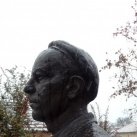 Chiovini Ferenc szobra