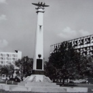 Szovjet repülős emlékmű