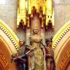 Országház kupolacsarnoka - Mária Terézia