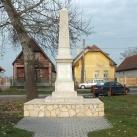 Obeliszk az 1849-es turai csata tiszteletére
