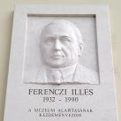 Ferenczi Illés-dombormű