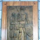 Toldi iskola 30 éves jubileumi emléktáblája