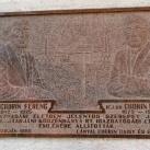 Id. és Ifj. Chorin Ferenc emléktáblája