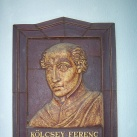 Kölcsey Ferenc - dombormű