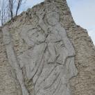 Szent Kristóf-dombormű