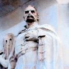 Caraffa által kivégeztetett vértanúk emléktáblája