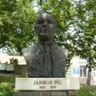 Jámbor Pál mellszobra