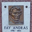 Fáy András-emlékmű