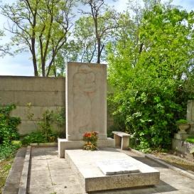 Borics Pál síremléke