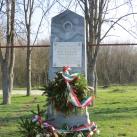 Ihászi csata emlékműve