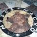 Mézes Mackó padlómozaik
