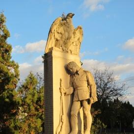 I. világháborús hősi emlékmű