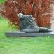 A második világháborúban hősi halált halt honvédek emlékműve